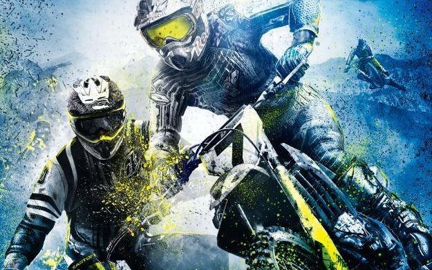 MX vs ATV Alive - motyw graficzny /Informacja prasowa