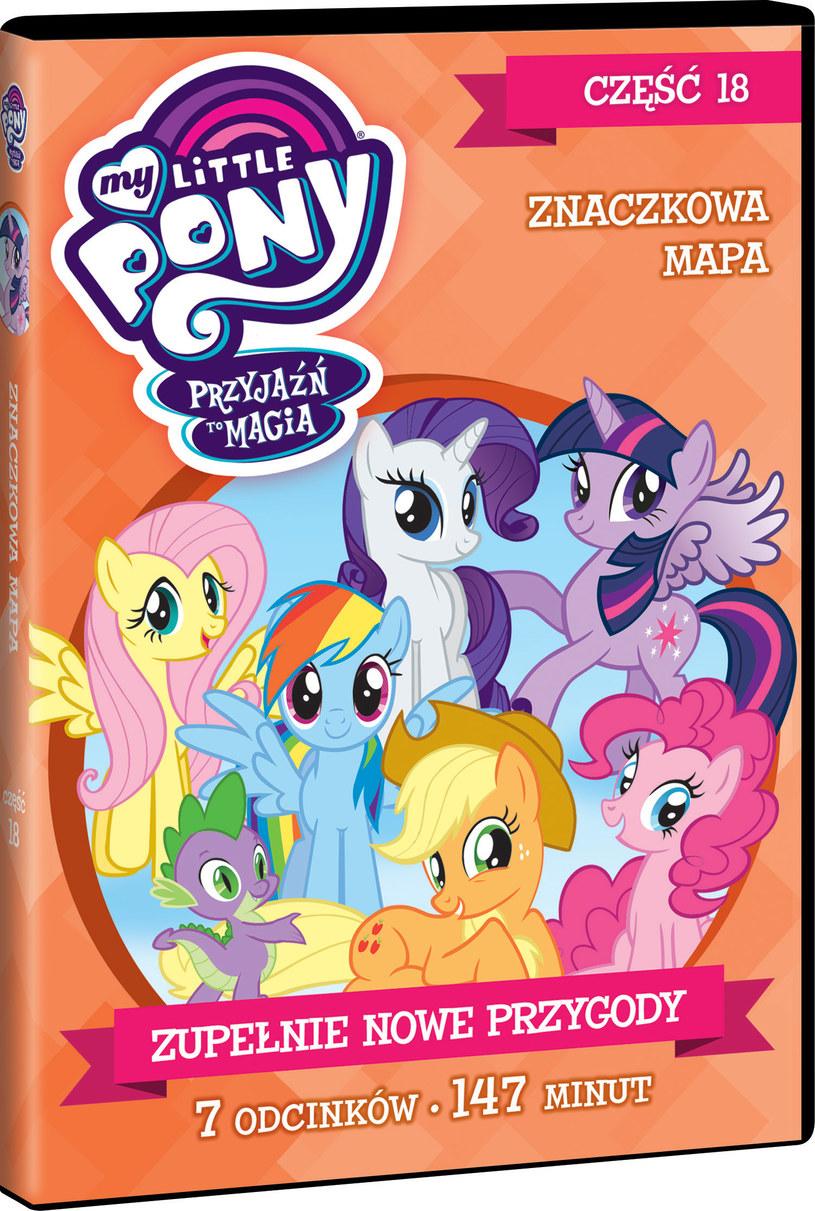 My Little Pony - część 18 /materiały prasowe