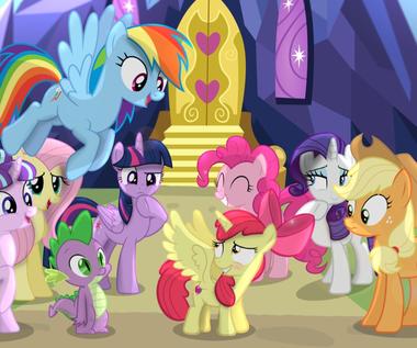 """""""My Little Pony. Film"""" [teaser]"""