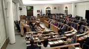 """""""My, senatorowie, mamy obowiązek odpowiedzieć, czy symbolem Polski będzie drelich czy biała róża"""" (wideo Senat/x-news)"""