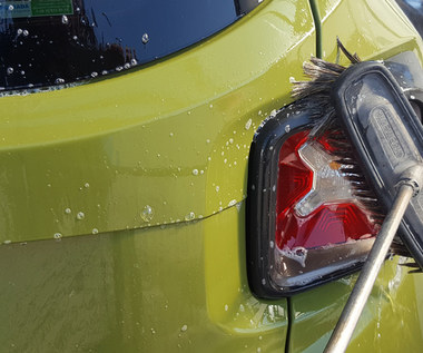 Mycie samochodu - 8 rzeczy, które warto wiedzieć