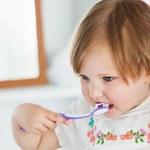 Mycie ząbków