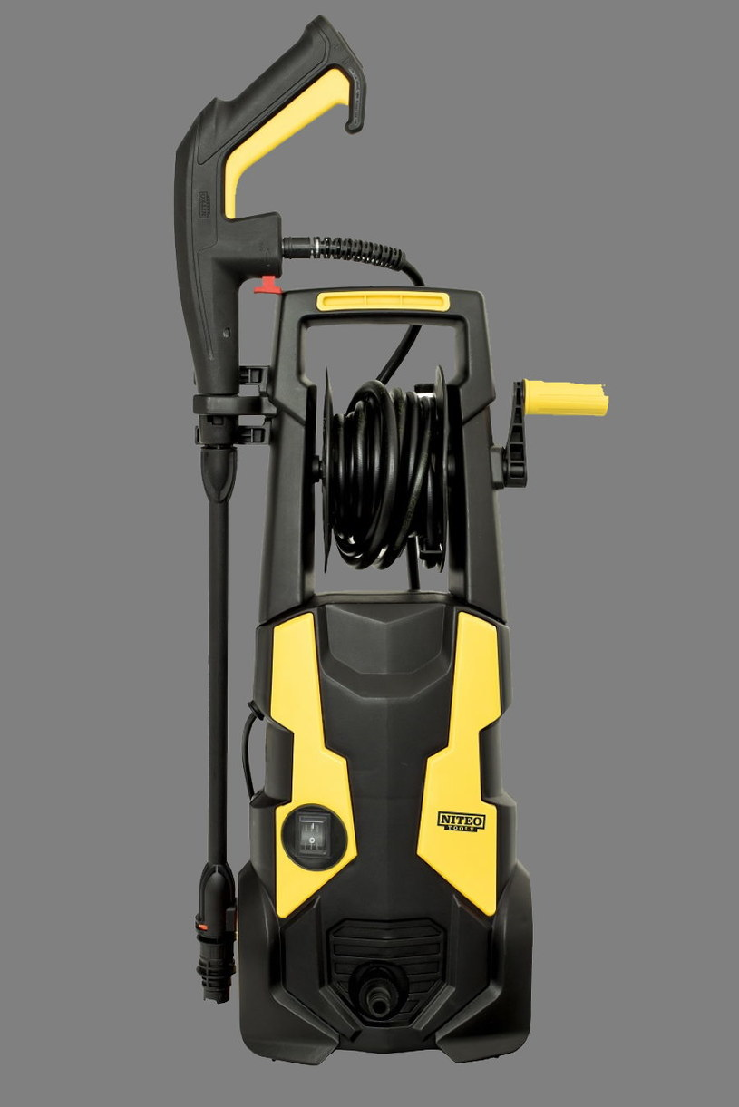 Myjka ciśnieniowa 1900W marki Niteo Tools /materiały prasowe