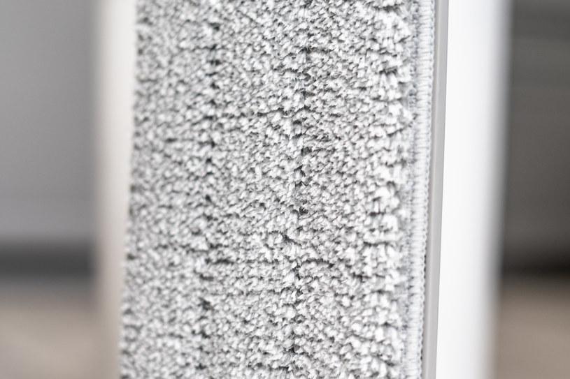 Myjka wykonana została z mikrofibry /INTERIA.PL
