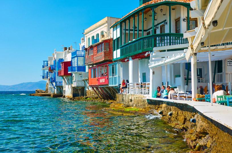 Mykonos, Grecja /123RF/PICSEL