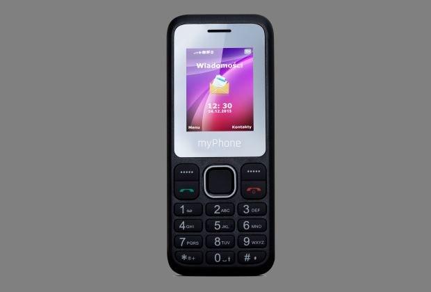myPhone 3210 /materiały prasowe