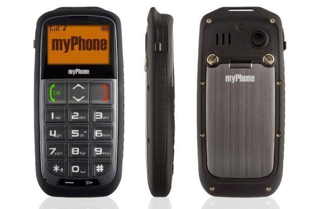 myPhone 5300 Forte /materiały prasowe