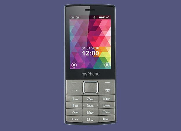 myPhone 7300 /materiały prasowe