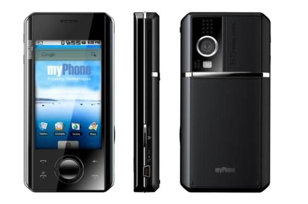 myPhone A320 NEXT /materiały prasowe
