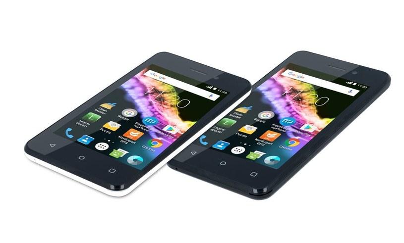 myPhone C-Smart Glam /materiały prasowe