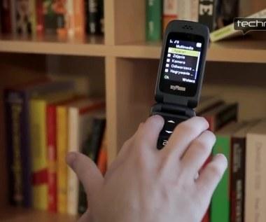 MyPhone FLIP - test klasycznego telefonu komórkowego z klapką