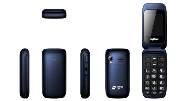 6d056adef9e7c myPhone FLIP - prosty telefon z Biedronki za 119 złotych - Mobtech w ...