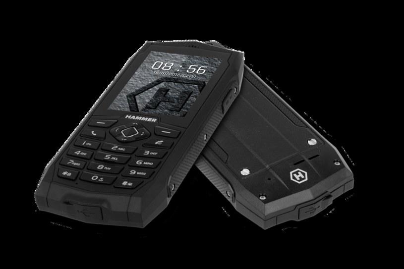 myPhone Hammer 3 /materiały prasowe