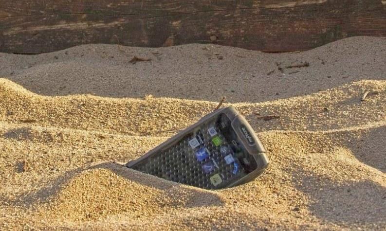 myPhone Hammer Axe /materiały prasowe