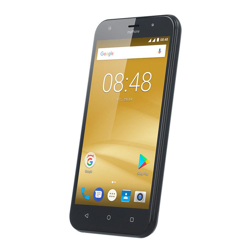myPhone Q-Smart III /materiały prasowe