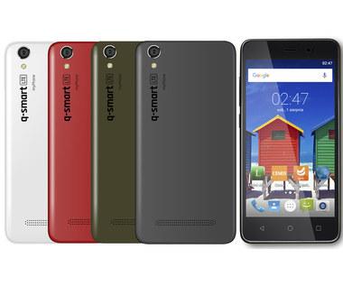 myPhone QSmart LTE w Biedronce za 399 złotych