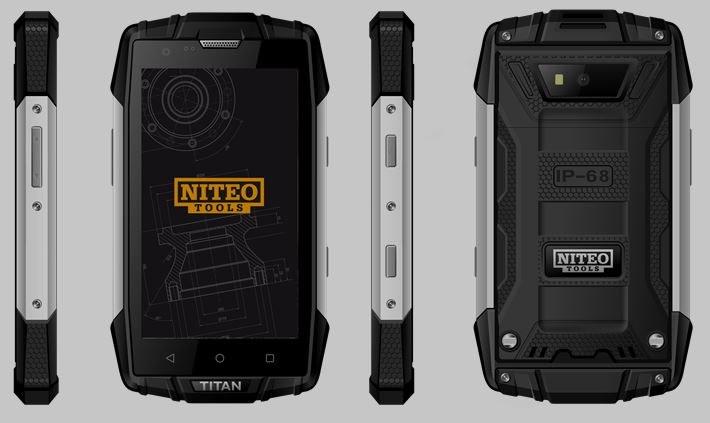 MyPhone Titan by Niteo /materiały prasowe