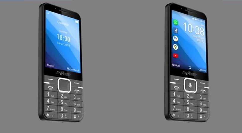 myPhone Up i Up Smart /materiały prasowe