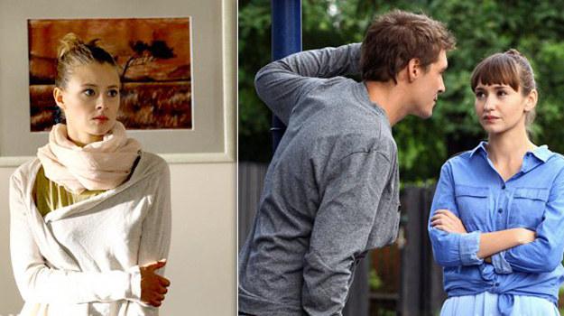 - Myślę, że gdyby Marcin miał świadomość siostrzanej relacji między Eryką a Janką, to by się nie wpakował w taki trójkąt - mówi Mikołaj Roznerski. /MTL Maxfilm