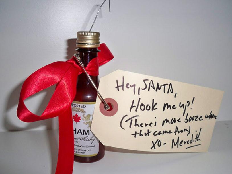 Myślicie że Mikołaj poleci na taką flaszę? /materiały promocyjne