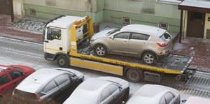 Myślisz, że już nie będzie odholowywania aut? Otóż mylisz się!