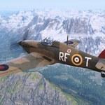 Myśliwiec Hawker Hurricane polskiej dywizji 303 wkrótce w World of Warplanes