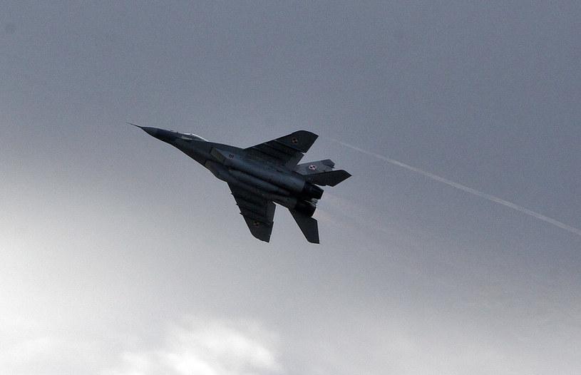 Myśliwiec MiG 29 / zdj. ilustracyjne /AFP