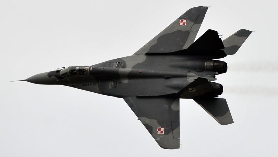 Myśliwiec MiG-29, zdj. ilustracyjne / Marcin Bielecki    /PAP