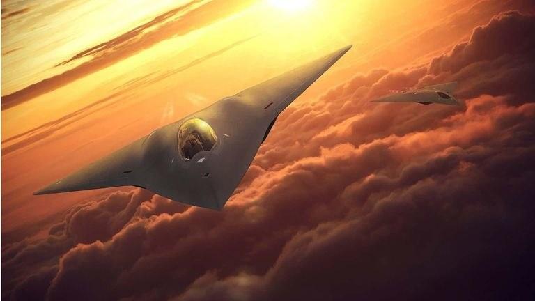 Myśliwiec nowej generacji / fot. Lockheed Martin /materiały prasowe