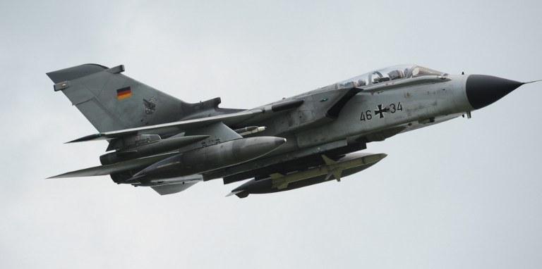 Myśliwiec Tornado /AFP