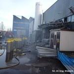 Mysłowice: Wybuch w zakładach przemysłowych. Konieczna była ewakuacja