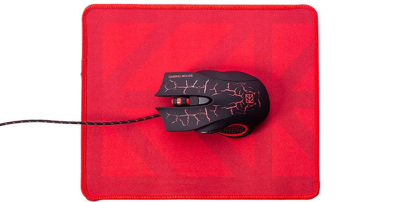 Mysz optyczna Gaming SET XR /materiały prasowe
