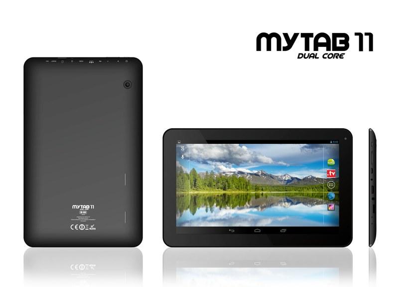 myTAB 11 Dual Core /materiały prasowe