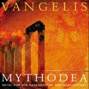 Mythodea. Music for the NASA Mission: 2001 Mars Odyssey