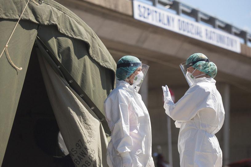 MZ podało najnowsze informacje dotyczące koronawirusa w Polsce /LUKASZ CAPAR/POLSKA PRESS /East News