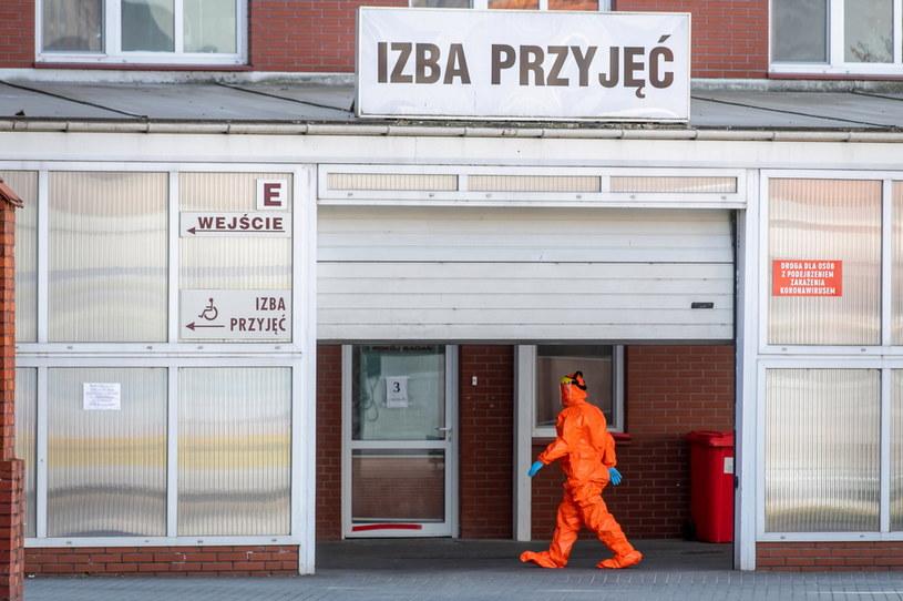 MZ poinformowało o kolejnych przypadkach zakażenia koronawirusem / Tytus Żmijewski    /PAP