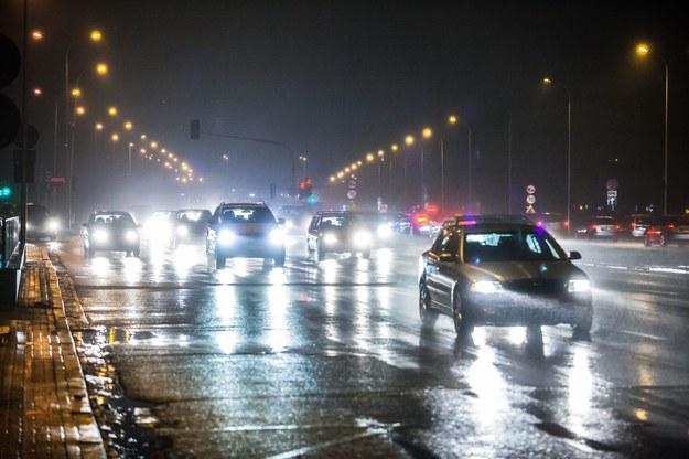 Mżawka i deszcz w większości województw /Adam Burakowski /Reporter