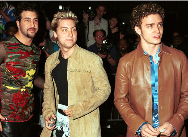 `N Sync  /Getty Images