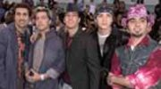 'N Sync: Joey'a Fatone wspomnienia z planu filmowego