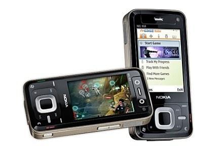 N81 - jeden z telefonów mających reprezentować N-Gage. /materiały prasowe
