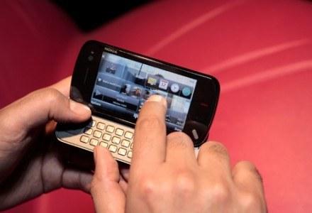 N97 - pierwszy dotykowy telefon z popularnej rodziny Nseries /materiały prasowe