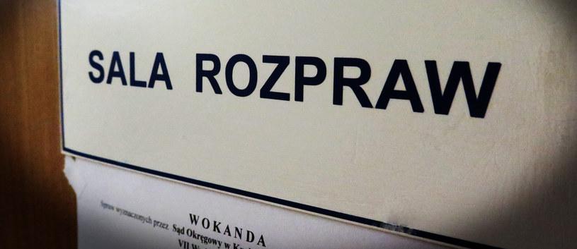 Na 25 i 15 lat więzienia krakowski sąd skazał mężczyzn, oskarżonych o zabójstwo właściciela lombardu w Krakowie w 2009 roku /Jacek Skóra /RMF24.pl
