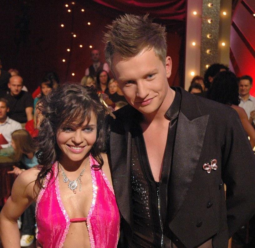 Na antenie stacji TVN zadebiutowała w 2005 roku. W tym samym czasie, wraz z Tomaszem Barańskim, otworzyła szkołę tańca. /Tricolors /East News