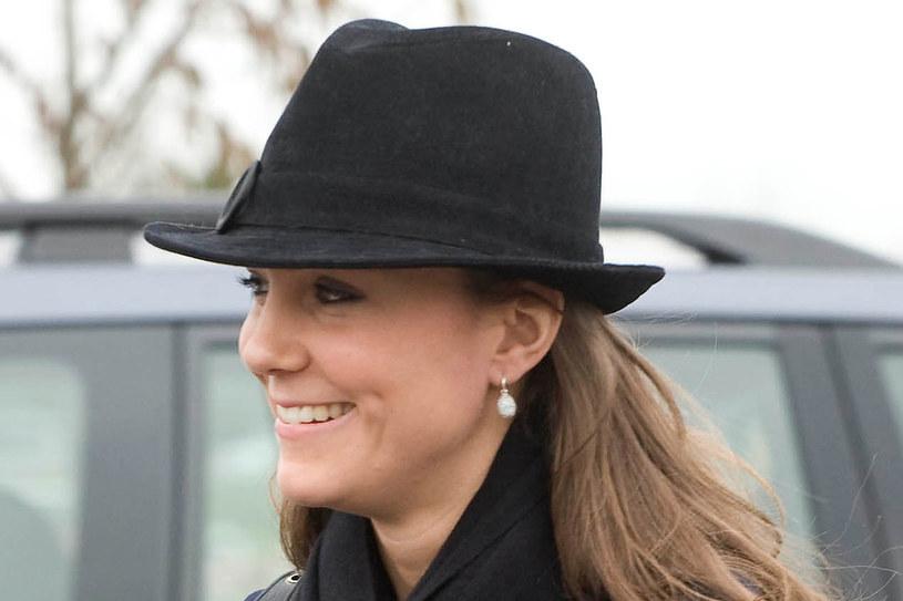 Na aukcji można wystawić jedynie te rzeczy, które Kate nosiła przed ślubem /Getty Images