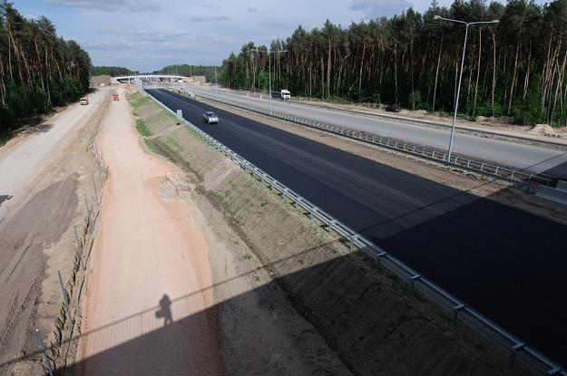 Na austostradzie zostanie wymieniony asfalt / Fot: Łukasz Szeląg /Reporter