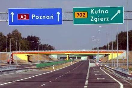 Na autostradę trudno trafić / Kliknij /INTERIA.PL