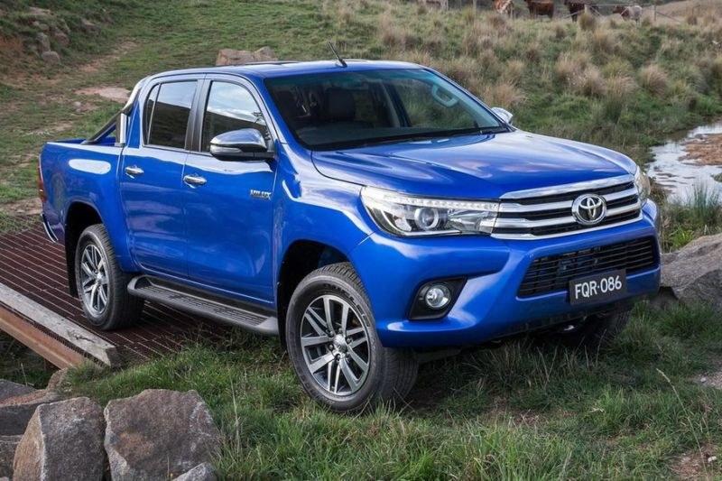 Na bazie Toyoty Hilux powstanie nowy pickup PSA /