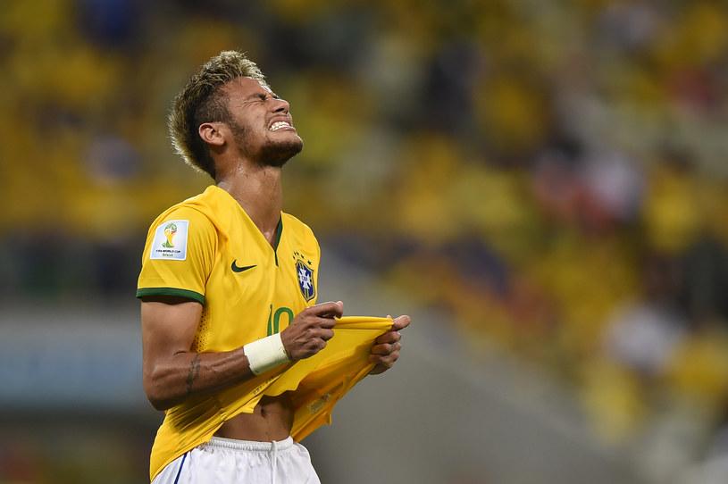 Na boisku Neymar gra na autopilocie /AFP