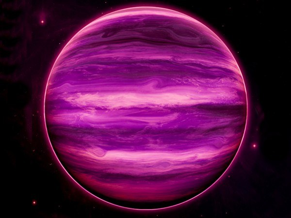 Na brązowym karle WISE J0855-0714 są chmury z wodą /materiały prasowe