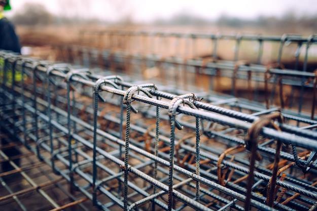 Na budowach boom - rosną ceny stali /©123RF/PICSEL